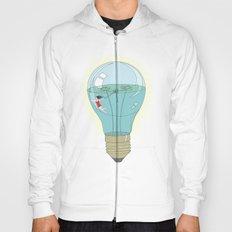Life in a lightbulb. Day Hoody