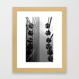 Sunset Blvd. Framed Art Print