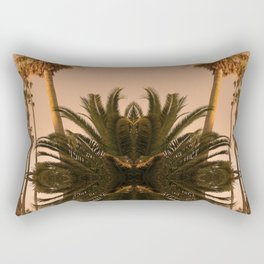 Palms2 Rectangular Pillow