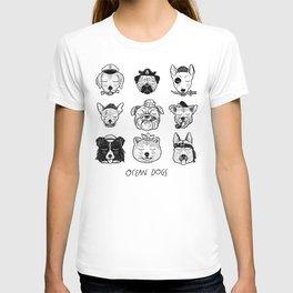Ocean Dogs T-shirt