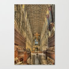 Cathedral Beauty Canvas Print