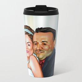 Pau & Javis Travel Mug