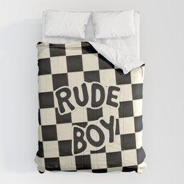 RUDE BOY Comforters