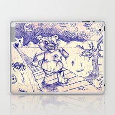 ZombieTeddy Laptop & iPad Skin