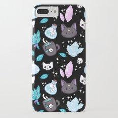 Herb Witch // Black Slim Case iPhone 7 Plus