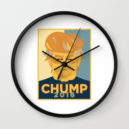 Chump 2016 Wall Clock