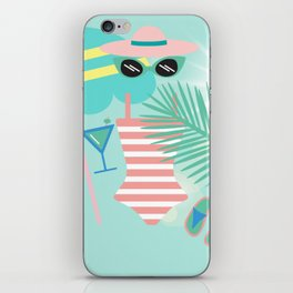 Palm Springs Ready iPhone Skin