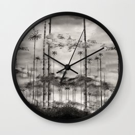 Kidnapped .....Alone in this stunning capsulle Wall Clock