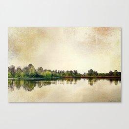 Spring Impression II Canvas Print