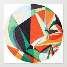 Idiom Canvas Print