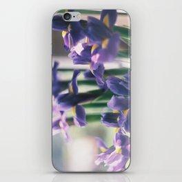 irises iPhone Skin