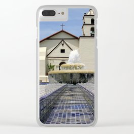 Mission Water Clear iPhone Case