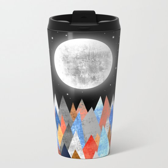 MoonLight XC Metal Travel Mug