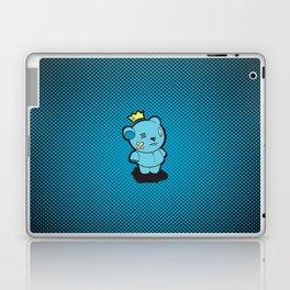 Blue Dead Bear Laptop & iPad Skin
