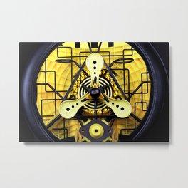 Loophole Metal Print
