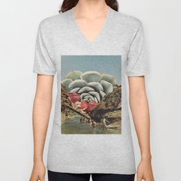 Are We Lost? Unisex V-Neck