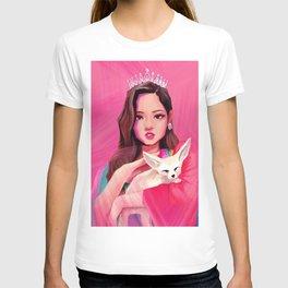 BLACKPINK Jennie T-shirt