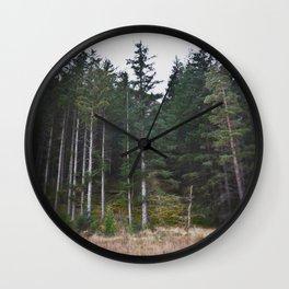 Glen Nevis Estate Wall Clock