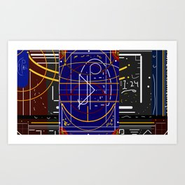 Affirmative action Art Print