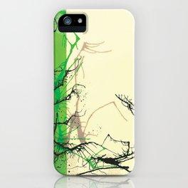 Memoir #5 iPhone Case