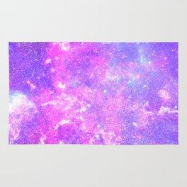 Pink Galaxy Rug