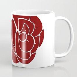 Rose Graphic Coffee Mug