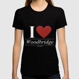 Woodbridge New Jersey NJ New Jerseyan T-shirt