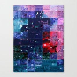 Errata & Entropia IV Canvas Print