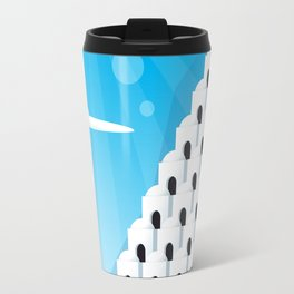 White houses Travel Mug