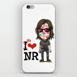 We love Norman! iPhone Skin