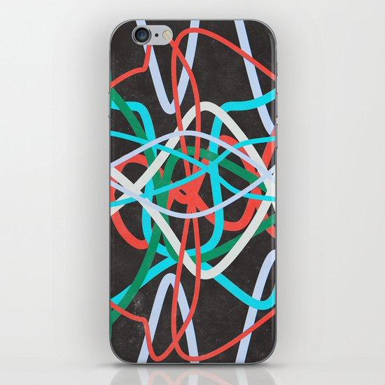 Giggi Knox iPhone & iPod Skin