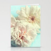 blush Stationery Cards featuring blush by Sylvia Cook Photography