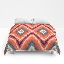 Missy Chevron 3B Comforters