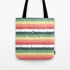 Candy Roll Tote Bag