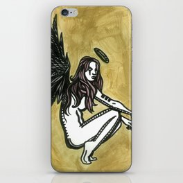 The Initial Appearance of Nephilim iPhone Skin