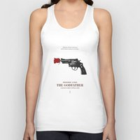 the godfather Tank Tops featuring The Godfather by Smile In The Mind