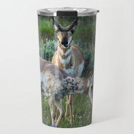 Pronghorns Travel Mug