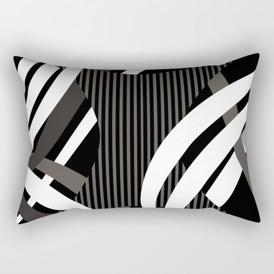 Wired Rectangular Pillow
