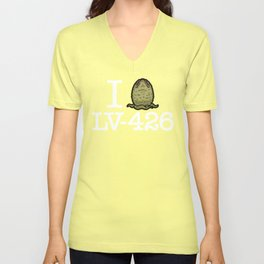 I Love LV-426 Unisex V-Neck