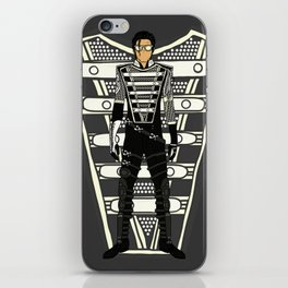 HIStory Promo Military March Jackson 2 iPhone Skin