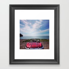 ST JHON Framed Art Print