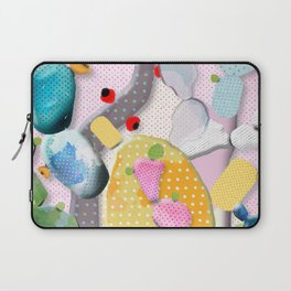 Pink Cactus Mexico Lindo Laptop Sleeve