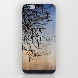 Tree by the Sea iPhone Skin