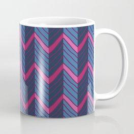 Multicolored chevron Coffee Mug