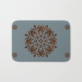 PATTERN ART10-1 Bath Mat