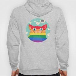 LGBT Cat Hoody