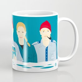 Steve's Trophy (Faces & Movies) Coffee Mug