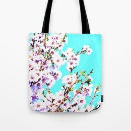 Sakura XIV Tote Bag
