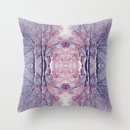 The Enchanted Forest No.2 Throw Pillow
