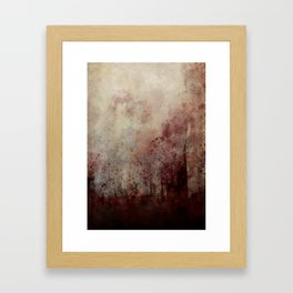 PLAGUESCAPE 1 Framed Art Print
